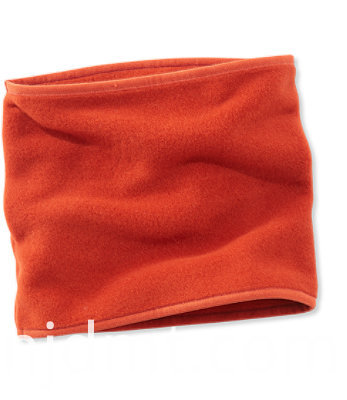 Fleece Neck Warmer Red