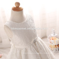 Child Girls Babies Plain white Baptism clothes for 1 year birthday