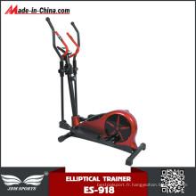 Vélo elliptique d'entraînement de corps de vente chaude vélo avec volant
