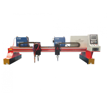 Machine de coupeur de tuyau d'acier