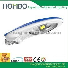 Patente Design Cobra Cabeza CE RoHs UL DLC Super brillante IP65 20W 30W 40W 50W 60W led luces de calle