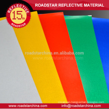 New style PET type reflective sheeting
