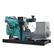 Good Sales Low Price 67HP 50kw 1500rpm Marine Wind Diesel Generators By Engine  6BT5.9-GM83 Price