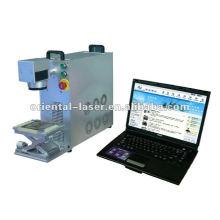 Machine de marquage de laser en métal avec le prix concurrentiel