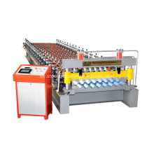 Bygga Iron Roof Corrugated Roll Forming Machine