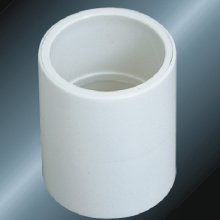 DIN PN10 Water Supply Upvc Socket White color
