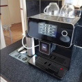 Touch Screen Display Automatic Expresso Coffee Machine