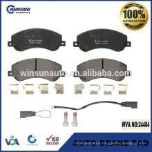 24484 Ford Transit brake pad manufacturers