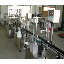 automatic whole packing line for food and beverage filling line