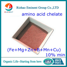 HSB amino acid powder chelate with multiple-elementsfor organic fertilizer