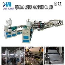 ПП упаковки пены листа производственная линия машина