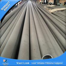 Tubo de liga de aço inoxidável de vendas quentes para empresa de petróleo e gás