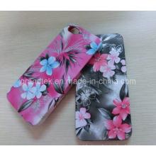 para iPhone5 PC teléfono móvil estuche, cubierta de teléfono móvil personalizado