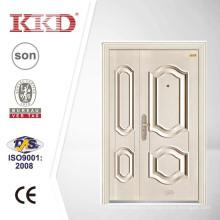 Una y media de acero de seguridad puerta KKD-201B