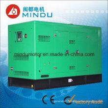 90kw Soundproof Diesel Generator -Lovol 1006tg2a