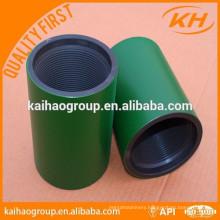 API 5CT Casing coupling, tubing coupling wellhead Shandong China