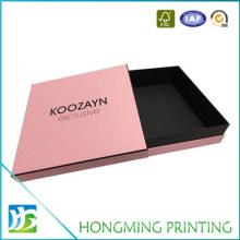 Wholesale Custom Logo Embossed Paper Cosmetic Gift Box