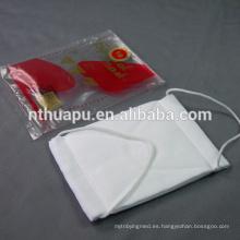 Máscara 100% de gasa de algodón puro