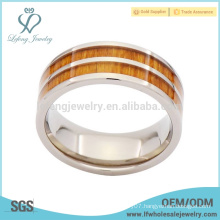 Cheap matching wedding bands titanium ,mens titanium jewelry