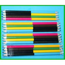 Нетоксичные двойной цветной карандаш