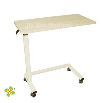 Over Bed Table Gas Lift For Patients