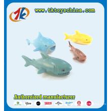 2017 Plastic Sea Toys Marine Animal Set Toy for Kids
