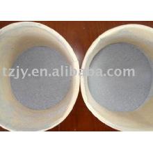 granos de cristal reflectante gris