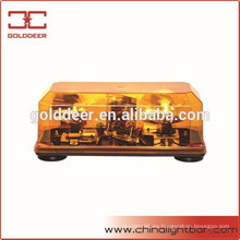 Venta caliente 12V/24V magnético halógeno rotador Mini Lightbar