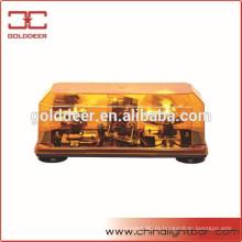 Venda quente 12V/24V magnético halogênio rotador Mini Lightbar