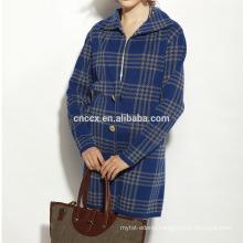 16STC8111 long cardigan pure cashmere coat
