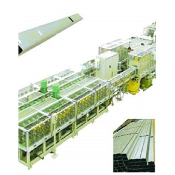Rak Penyimpanan Logam Membuat Shelf Roll Forming Machine