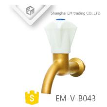EM-V-B043 Forget - Bibcock en laiton poli