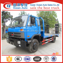2016's new dongfeng 1-10T flatbed camião flatbed para venda