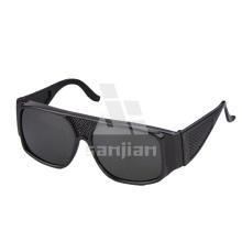 PC Schweißen Schützende Eyewear Objektiv und Rahmen Einteiler Chemische Schutzbrille / Schutzbrillen