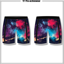 Factory Made Sports Clothing Fitness Exercise Shorts en coton