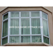 Thermally Broken Aluminium Bay Window