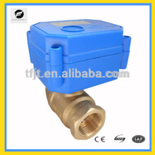 """CWX-15 AC24V 3/4"""" NPT electric operated valve with high quality for water treatment"""