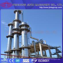 Distiller do álcool / Ethanol no equipamento da fermentação Distiller do álcool / Ethanol do aço inoxidável