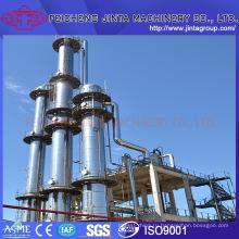 Спиртовой / этаноловый дистиллятор в ферментационном оборудовании Спиртовой спиртовой / этаноловый спирт из нержавеющей стали