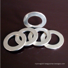 Custom Permanent Ring Neodymium NdFeB Magnet for Speaker