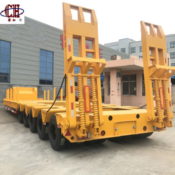 5-Line 10-Axis 180 Ton Low Bed مقطورة