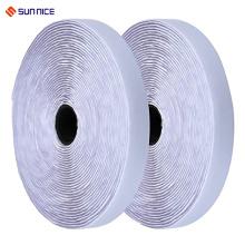 Gancho de fita adesiva de nylon de auto de alta qualidade e faixa de laço