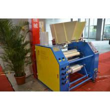 Продольно-резательная машина для перемотки стретч-пленки