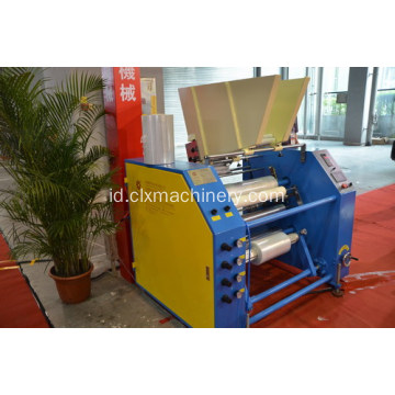 PE Cling Film Rewinder mesin