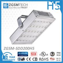Одобренный CE 200W вело освещение тоннеля с дешевые Филипс 3030