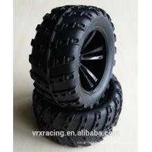Pneus pour camion Rc, roue pour voiture rc 1/10 pour la vente de 1/10sclae