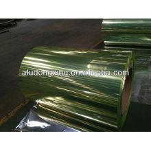 Bobina de aluminio para tubería de agua