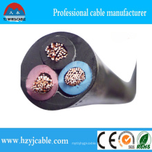 Rvv cabo PVC cobre cobre puro condutor