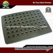 Große CNC-Aluminiumbearbeitungsplatten-Motorrad-Teile