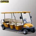 11 passengers golf cart cheap electric signtseeing car, electric shuttle bus